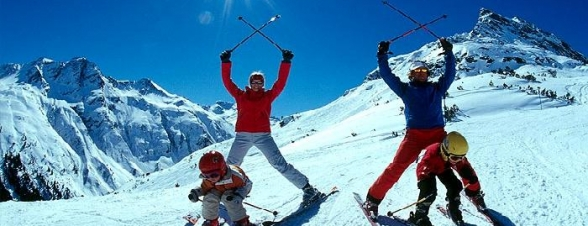 Skiing Holidays
