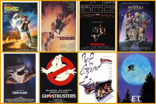 I film degli anni nella cineteca del bravo genitore